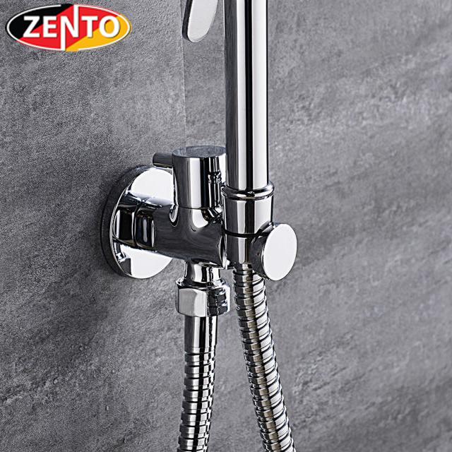 Van góc & giá đỡ Angle valve with bracket ZT512