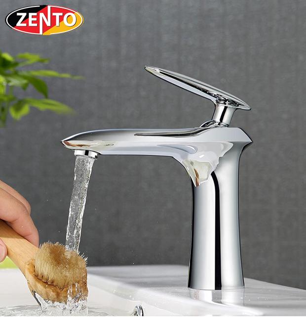 Vòi chậu lavabo nóng lạnh Elegant series ZT2035