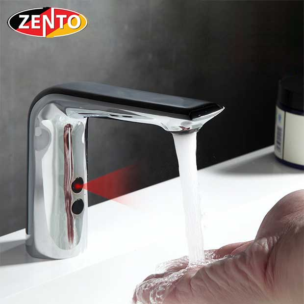 Vòi lavabo cảm ứng Automatic Faucet ZT-AF2801-Polished