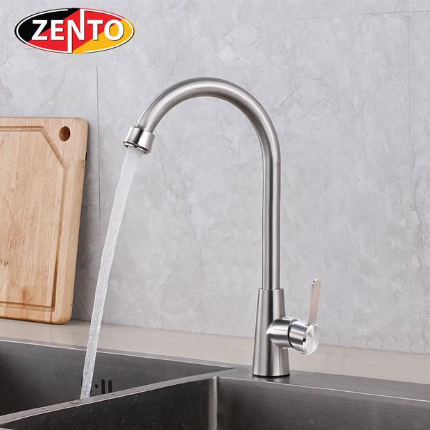 Vòi rửa bát nóng lạnh inox304 Zento SUS5581-1