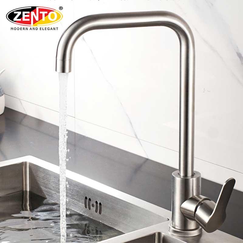 Vòi rửa bát nóng lạnh inox304 SUS5564-1
