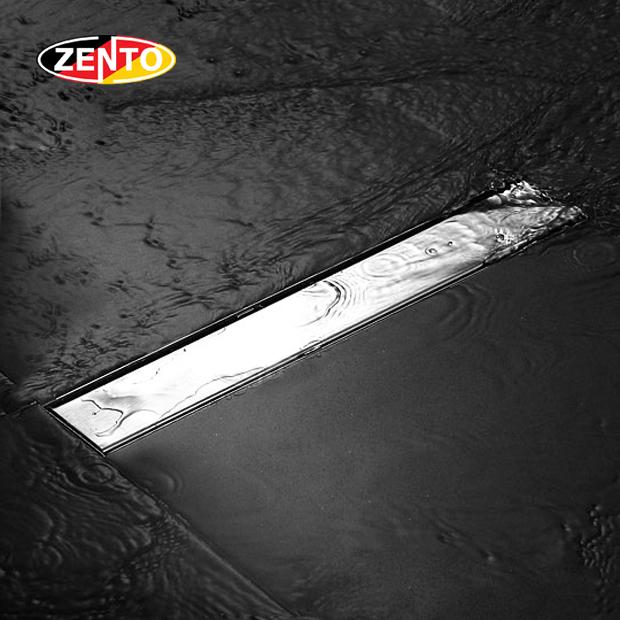 Ga thoát sàn inox304 N-line ZT661-70L (100x700mm)